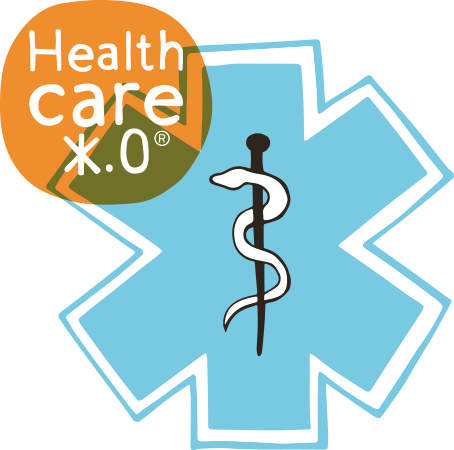 Healthcare X0 Logo